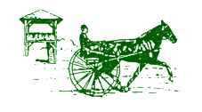 Horse and Carriage Logo for Prowse Farm