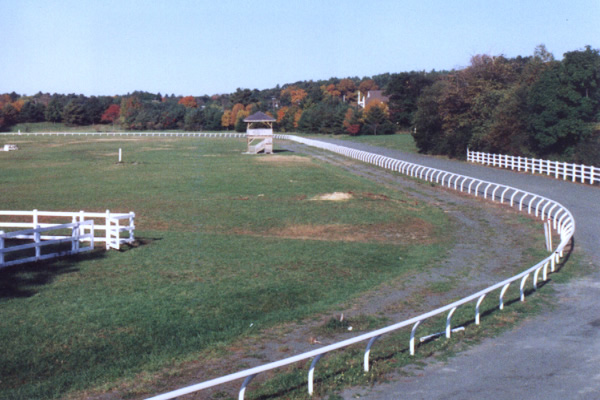 Equestrian Track at Prowse Farm
