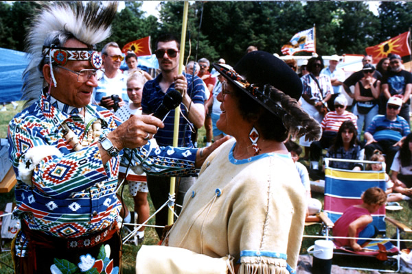Native American Pow Wow at Prowse Farm
