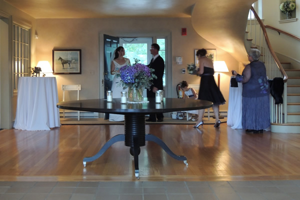 Wedding rentals are available at Prowse Farm